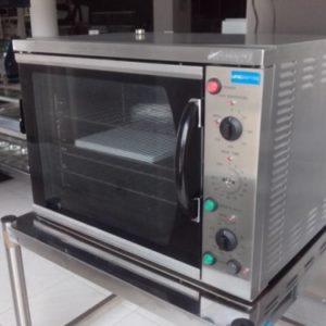 Horno el ctrico panader a 4 bandejas 60x40 maquinaria for Horno hosteleria segunda mano