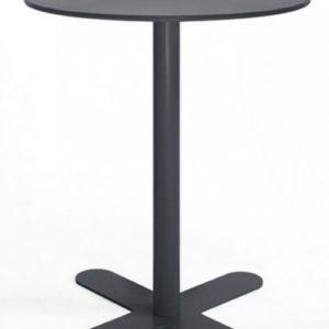 Mesa modelo ANTIBES en color gris antracita. Maquinaria y mobiliario de hostelería