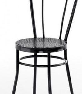 Silla modelo Noa en color negro. Maquinaria y mobiliario de hostelería