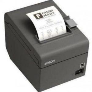 Impresora térmica modelo TM-T20II USB+RS232 negra. Maquinaria y mobiliario de hostelería