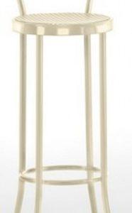 Taburete modelo DIDO 1 en color marfil. Maquinaria y mobiliario de hostelería