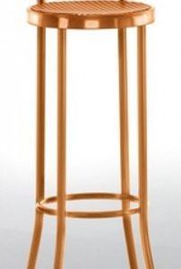 Taburete modelo DIDO 1 en color naranja. Maquinaria y mobiliario de hostelería