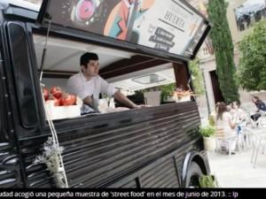 Valencia apuesta por comer en la calle