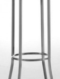 Taburete modelo DIDO 4 en color gris oscuro. Maquinaria y mobiliario de hostelería