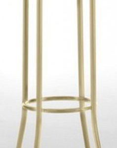 Taburete modelo DIDO 4 en color marfil. Maquinaria y mobiliario de hostelería