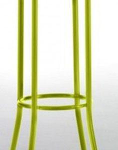 Taburete modelo DIDO 4 en color verde. Maquinaria y mobiliario de hostelería