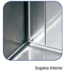 Armario expositor de hostelería de congelación para bandejas tipo GN 2/1 modelos ST 1400. Maquinaria y mobiliario de hostelería