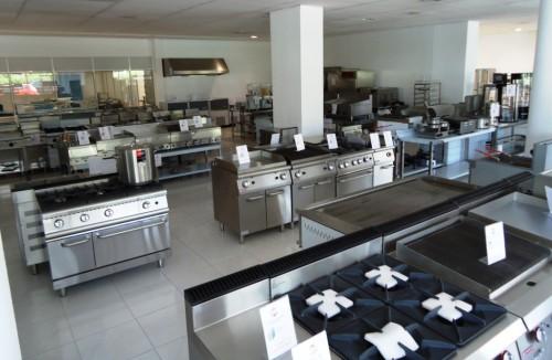 lista de equipamiento necesario para la cocina de un