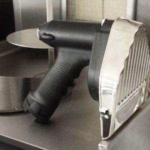 Cuchillo para kebab, maquinaria y accesorios para hostelería