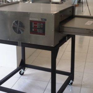 Bandeja perforada pasteler a aluminio 60x40 maquinaria for Horno pizza segunda mano
