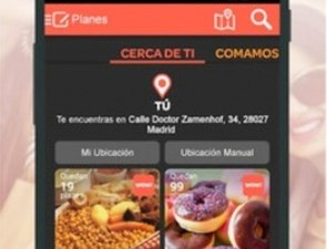 Una aplicación que conecta establecimientos de hostelería y usuarios se presenta en Barcelona