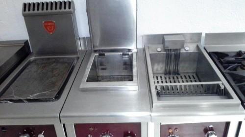L nea de cocci n charvet segunda mano maquinaria hosteler a for Cocina hosteleria segunda mano