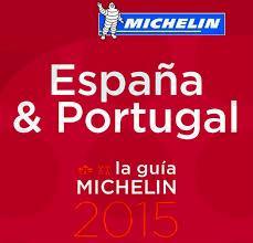 La guía MICHELIN 2015. Establecimientos que la conforman