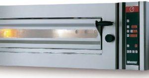 Horno eléctrico modelo Master Pizza Group. Maquinaria de hostelería
