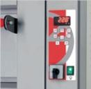 Control digital para horno eléctrico