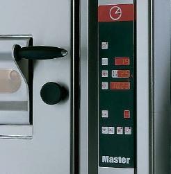 Control digital modelo Master Pizza Group. Maquinaria de hostelería
