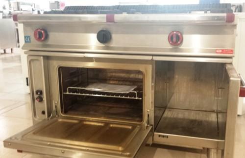 Cocina a gas 3 fuegos horno repagas segunda mano for Cocinas de segunda mano de gas