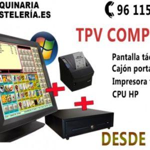 OFERTA TPV COMPLETO DE MAQUINARIAHOSTELERIA.ES