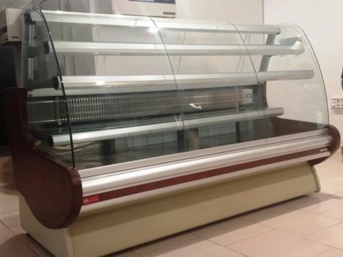 Vitrina expositora 2000 segunda mano maquinaria hosteler a - Vitrinas de cristal de segunda mano ...