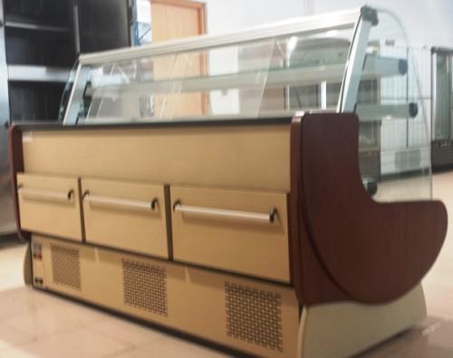 Vitrina expositora 2000 segunda mano maquinaria hosteler a - Mobiliario hosteleria segunda mano valencia ...