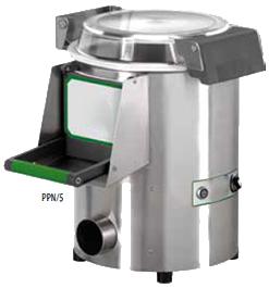 Peladora de patatas de 5 Kg. Maquinaria y mobiliario de hosteleria