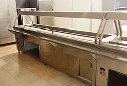 mesa bufet ocasion de 3 metros