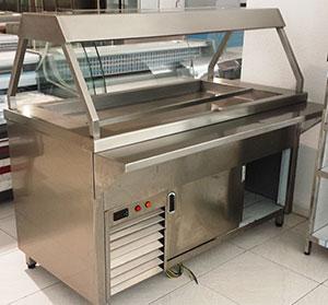 Mesa buffet fr o x m ocasi n maquinaria hosteler a for Maquinaria hosteleria ocasion