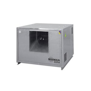 caja extracción 400 grados 2 horas para hostelería
