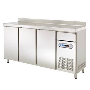Alto mostrador refrigerado para hostelería