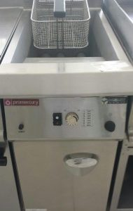 modulo freidora promercury gas