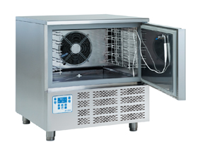 Mesas abatidores- congeladores 5 GN 1/1
