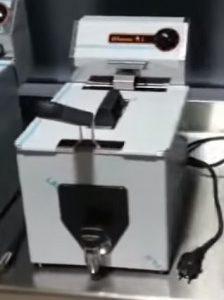 freidora 10litros fiamma electrica sobremesa