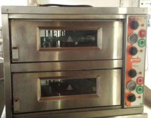 Maquinaria hosteler a venta de maquinaria mobiliario y for Horno pizza segunda mano