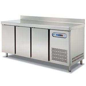 mesas para mantenimiento de congelados serie 600