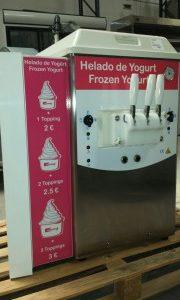 Máquina helados soft, gel matic excel 500 Pm