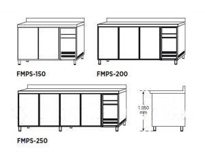 edenox-mesa-refrigerada-serie-600-frente-mostrador-medidas gama