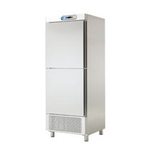 Armario refrigeración para hostelería 1 cuerpo 2 puertas fondo 70 cm