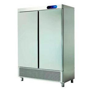 Armario refrigeración acero inoxidable dos puertas serie 700