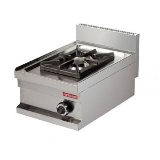 Cocina industrial a gas i fuego 6kw gs604 maquinaria for Estructura de una cocina industrial