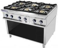 Cocina a gas serie 900 CG-960 LC