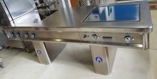 Cocina repagas segunda mano maquinaria hosteler a for Cocina industrial segunda mano
