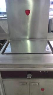 Cocina mural charvet segunda mano maquinaria hosteler a for Cocina hosteleria segunda mano