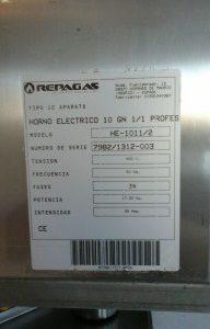 horno electrico repagas 10 gn 1_1 caracteristicas