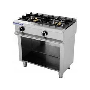 Cocina 2 fuegos repagas cg 520 maquinaria hosteler a for Cocina 6 fuegos repagas