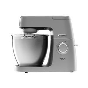 Robot-de-cocina,-amasadora-planteria-Kenwood-Chef-Elite-XL-KVL6320S-con-control-electrónico-de-velocidad