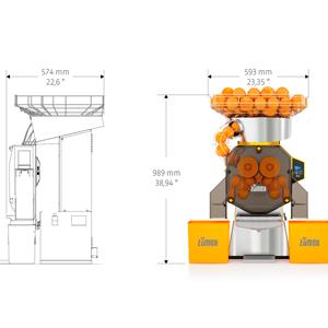 dimensiones-exprimidor-zumos-automatico-speed-pro-basic-zumex-hosteleria