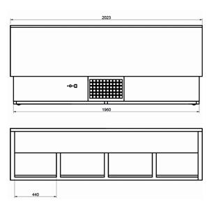 botellero-2-metros-EBE-200-I-dimensiones