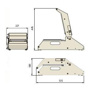 dimensiones-termoselladora-barquetas-profesional-hosteleria-3