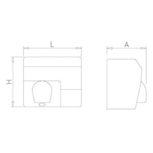 dimensiones-secamanos-inox-optico-tobera