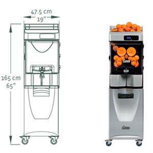 zumex-versatile-pro-podium-dimensiones